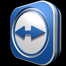 نرم افزار TeamViewer برای اتصال امن به پشتیبانی